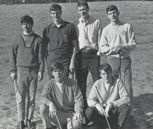 SHADES VALLEY GOLF TEAM.(Click to enlarge.)
